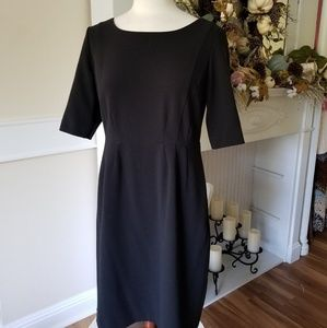 Classic Black Dress by GAP